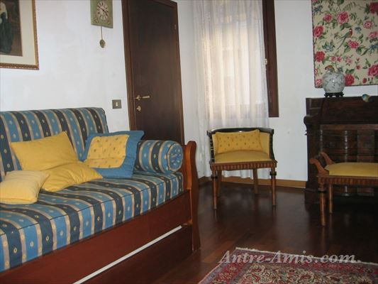 Appartement 2362: Appartement Quartier Cannaregio, Venise, Italie