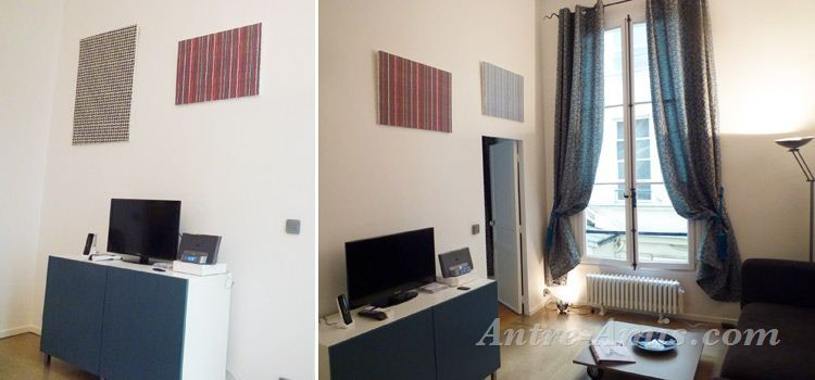 Appartement 5848: Appartement 2ième, Paris, France